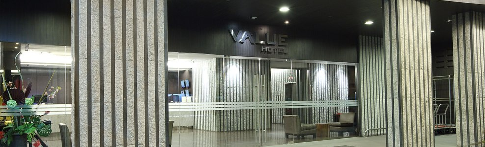 Value Hotels - Well designed hotel