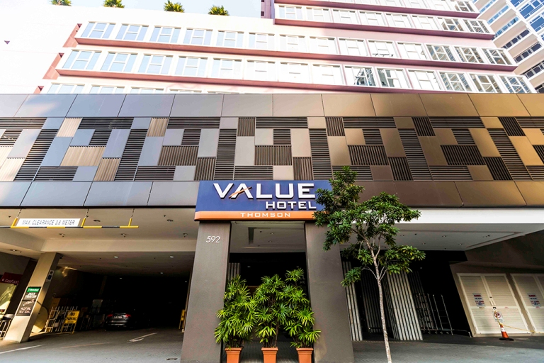 Value Hotel Thomson - Ideal hotel for many travellers