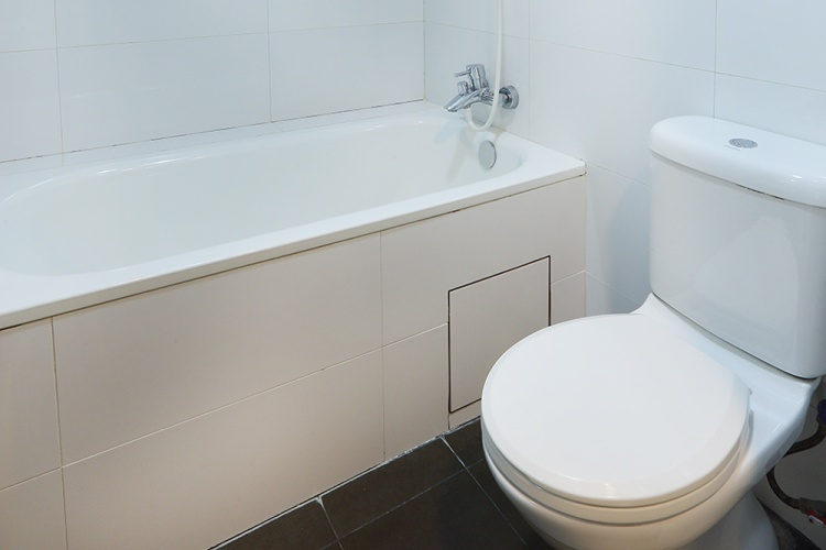 Value Hotel Balestier - clean toilets
