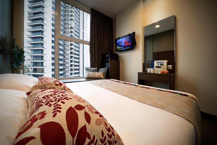 Value Hotel Thomson - Big room, small price and that is value