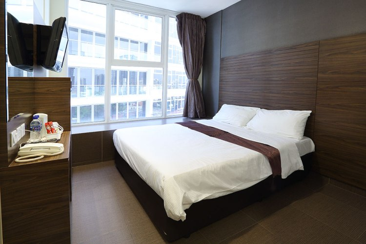 Value Hotel Thomson - Basic ammenities and facilities in all rooms